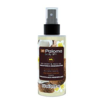 Paloma Body Spa olejek do ciała i twarzy wygładzająco-regenerujący 150 ml