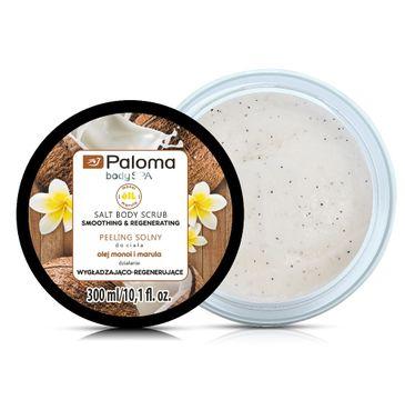 Paloma Body Spa peeling solny do każdego typu skóry wygładzająco-regenerujący 300 ml
