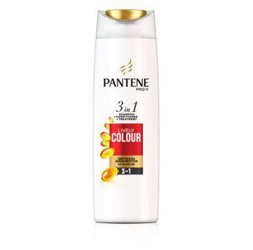 Pantene Pro-V Lively Color 3w1 szampon do włosów chroniący kolor (360 ml)