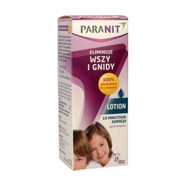 Paranit lotion eliminujący wszy i gnidy 100 ml
