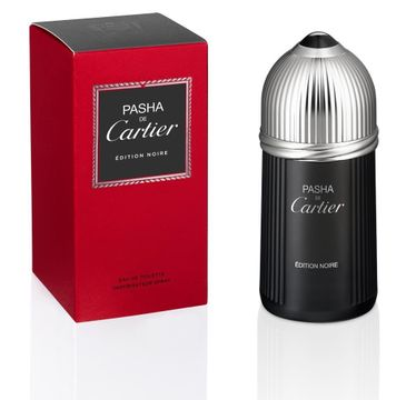 Pasha de Cartier Edition Noire woda toaletowa spray 150ml