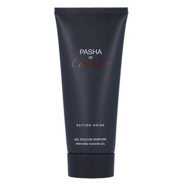 Pasha de Cartier Edition Noire żel pod prysznic (100 ml)