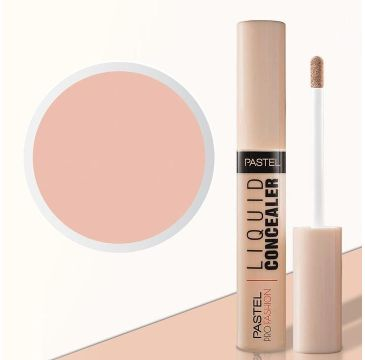 Pastel Pro Fashion Liquid Concealer korektor w płynie nr 102 (7 ml)
