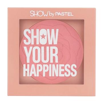 Pastel Show Your Hapiness róż do policzków 201 (4.2 g)