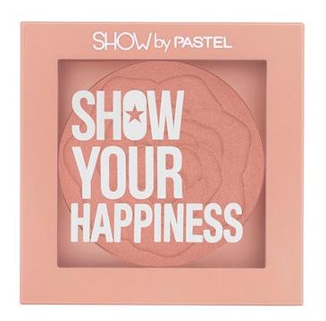 Pastel Show Your Hapiness róż do policzków 203 (4.2 g)