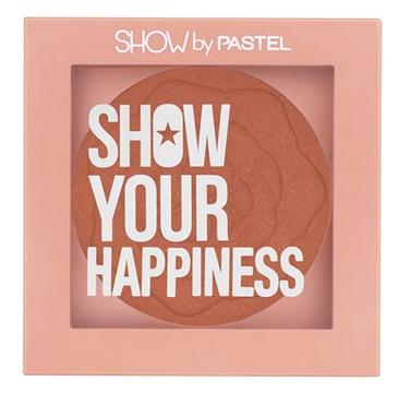 Pastel Show Your Hapiness róż do policzków 204 (4.2 g)