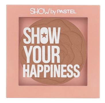 Pastel Show Your Hapiness róż do policzków 208 (4.2 g)