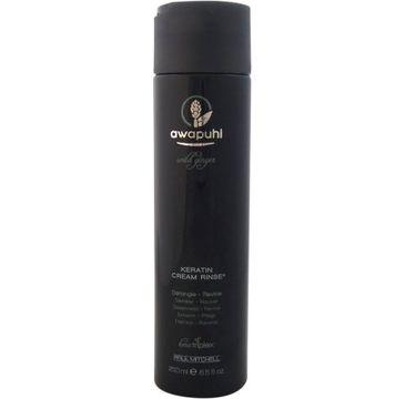 Paul Mitchell Awapuhi Keratin Cream Rinse keratynowy krem do włosów 250ml
