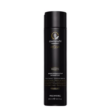 Paul Mitchell Awapuhi Mirrorsmooth Shampoo szampon nawilżająco-wygładzający 250ml
