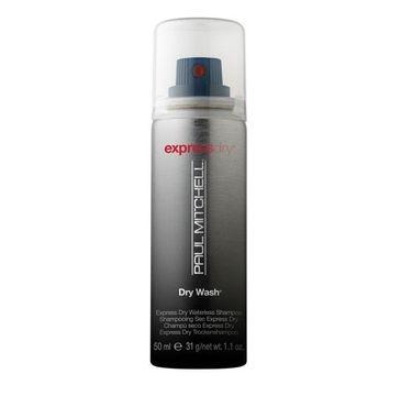 Paul Mitchell Dry Wash Express Dry Waterless Shampoo suchy szampon 50ml