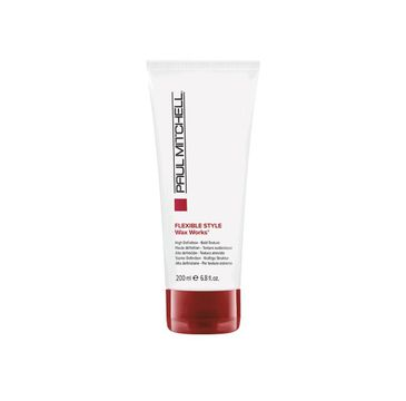 Paul Mitchell Flexible Style Wax Works wosk do stylizacji włosów 200ml