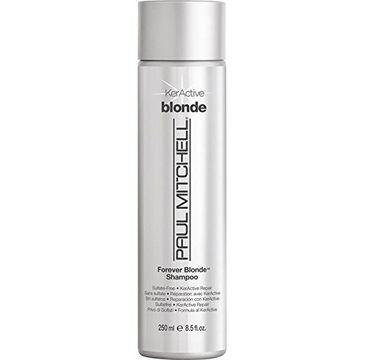 Paul Mitchell Forever Blonde Shampoo delikatnie oczyszczający i mocno odżywczy szampon do włosów blond 250ml