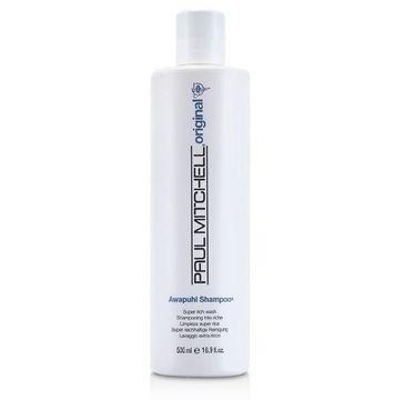 Paul Mitchell Original Awapuhi Shampoo Super Rich Wash szampon nawilżający 500ml