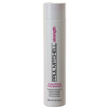 Paul Mitchell Strength Super Strong Daily Shampoo szampon do włosów zniszczonych 300ml