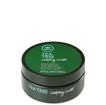 Paul Mitchell Tea Tree Shaping Cream krem do stylizacji włosów 85g