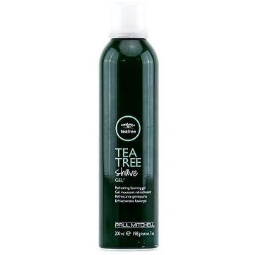 Paul Mitchell Tea Tree Shave Gel żel do golenia 200ml