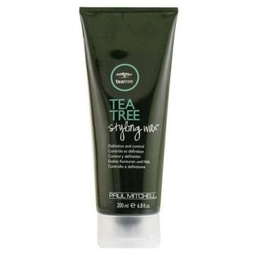Paul Mitchell Tea Tree Styling Wax wosk do stylizacji włosów 200ml