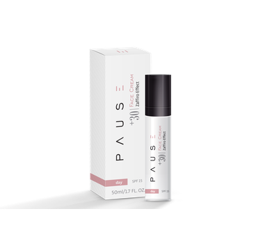 Pause Face Cream 30+ Zaffiro Efect krem do twarzy na dzień 50ml