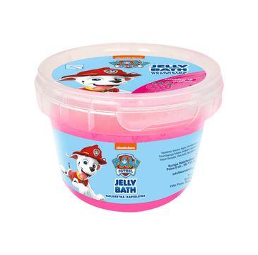 Paw Patrol Jelly Bath galaretka kąpielowa Malina (100 g)