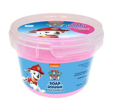 Paw Patrol Soap Dough ciastolina do kąpieli Malina (100 g)