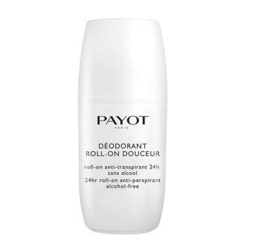 Payot Deodorant Ultra Douceur antyperspirant w kulce (75 ml)