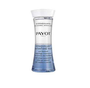 Payot Dual-Phase Waterproof Make-Up Remover dwufazowy płyn do demakijażu oczu 125ml