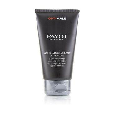 Payot Homme Anti - Imperfections Facial Cleanser oczyszczający żel do mycia twarzy 150ml