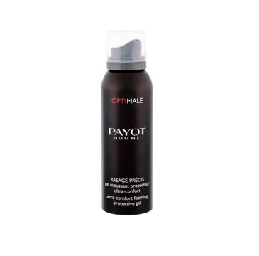 Payot Homme Optimale Ultra Comfort Foaming Protective Gel pianka do golenia dla mężczyzn 100ml