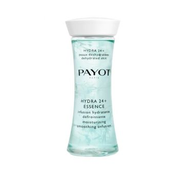 Payot Hydra 24+ Essence Plumping Priming Infusion nawilżająca esencja z płatkami bławatka białego 125ml