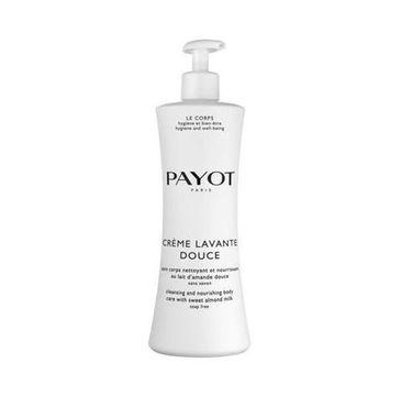 Payot Le Corps Creme Lavante Douce odżywczy krem do mycia ciała 400ml