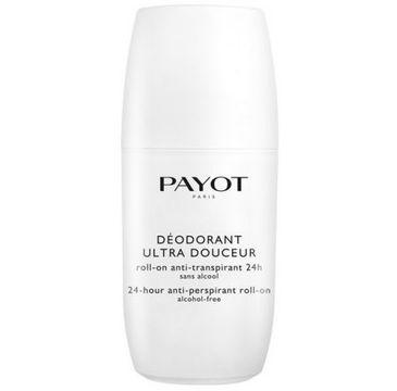 Payot Le Corps Deodorant Ultra Doceur bezalkoholowy antyperspirant 75ml