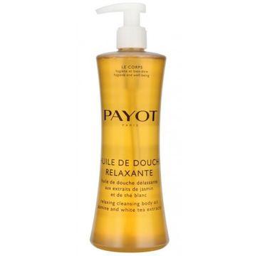 Payot Le Corps Relaxing Cleansing Body Oil relaksująco-oczyszczający olej do mycia ciała 400ml