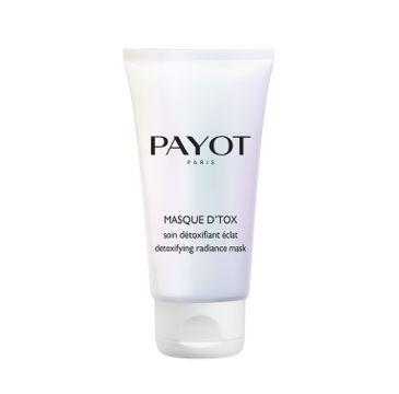 Payot Masque D'Tox rozświetlająca maska detoksykująca 50ml