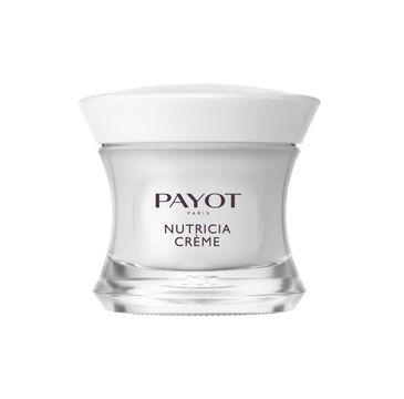Payot Nutricia Creme Confort Nourishing And Restructuring Cream odżywczo-regenerujący krem do cery suchej 50ml