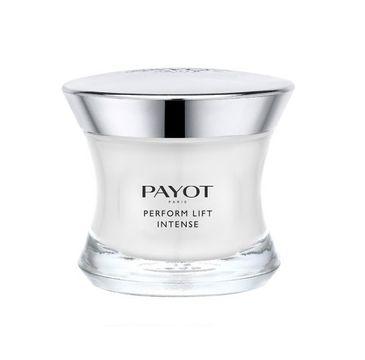 Payot Perform Lift Intense Restructuring Redensifying Care krem modelująco-zagęszczający skórę dojrzałą 50ml