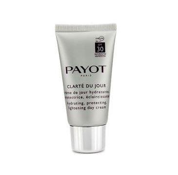 Payot Pure White White Clarte Jour ochronny krem rozjaśniający przebarwienia SPF30 50ml