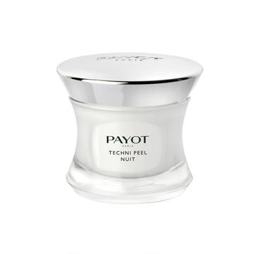 Payot Techni Peel Nuit Peeling Resurfacing Care Złuszczający krem odnawiający skórę 50ml