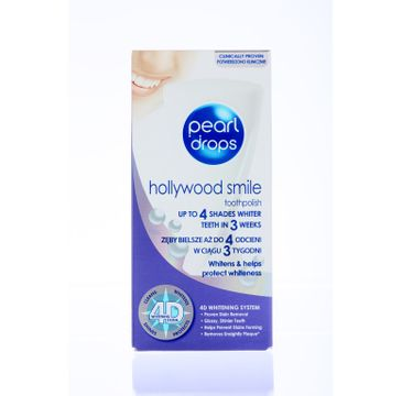 Pearl Drops Hollywood Smile pasta do zębów 50 ml