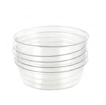 Peggy Sage Plastic Disposable Mixing Cups 5 plastikowych jednorazowych kubków do mieszania 5szt