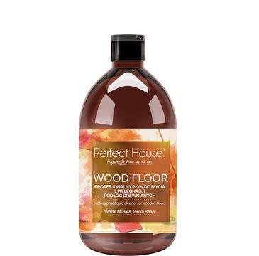 Perfect House Wood Floor profesjonalny płyn do mycia i pielęgnacji podłóg drewnianych 500ml