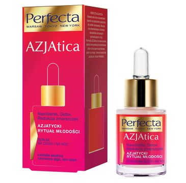 Perfecta Azjatica serum na dzień i na noc dla kobiet 15 ml
