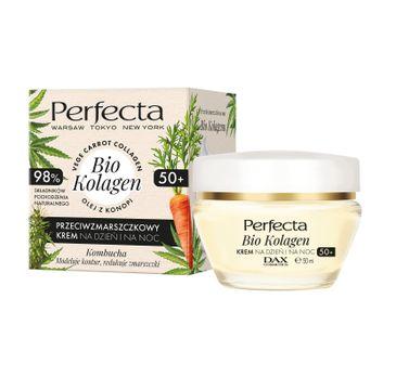 Perfecta Bio Kolagen 50+ Krem przeciwzmarszczkowy na dzień i noc (50 ml)
