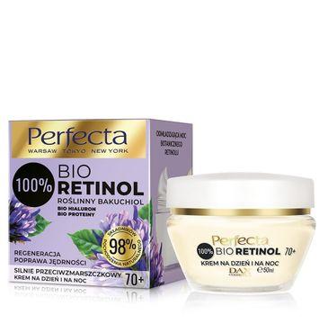 Perfecta – Bioretinol krem silnie przeciwzmarszczkowy 70+ (50 ml)