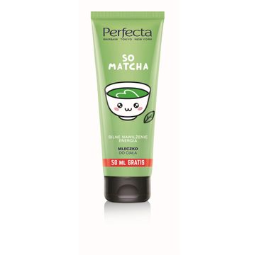 Perfecta Body Mleczko do ciała So Matcha 250 ml