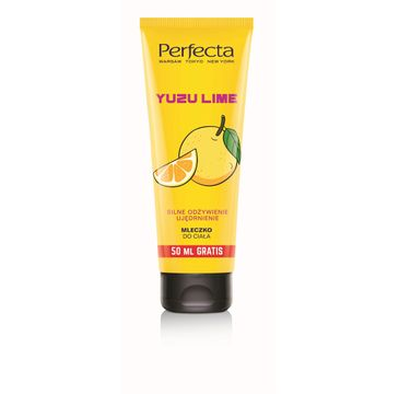 Perfecta Body Mleczko do ciała Yuzu Lime 250 ml