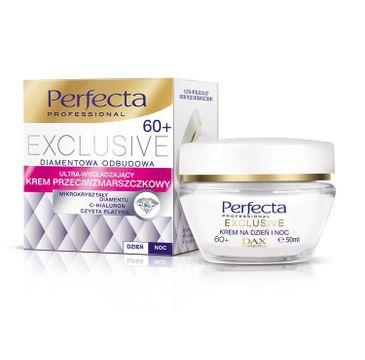Perfecta Exclusive 60+ krem do twarzy przeciwzmarszczkowy ultra wygładzający na dzień i noc 50 ml