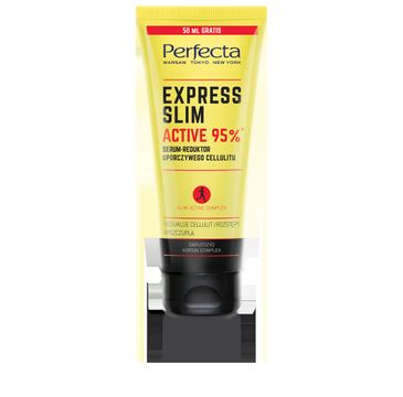 Perfecta Express Slim Active 95% Serum-Reduktor uporczywego cellulitu  250ml