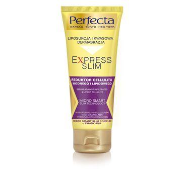 Perfecta Express Slim reduktor cellulitu wodnego i lipidowego do każdego typu skóry 200 ml