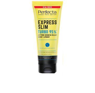 Perfecta Express Slim Turbo aktywne Serum na cellulit wodny i lipidowy 250ml
