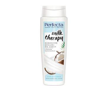 Perfecta Milk Therapy – kokosowe mleczko do ciała (350 ml)